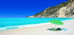 Las mejores playas de Grecia para ir en familia