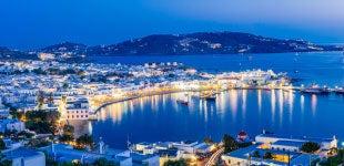 La mejor playa de Grecia para los fiesteros
